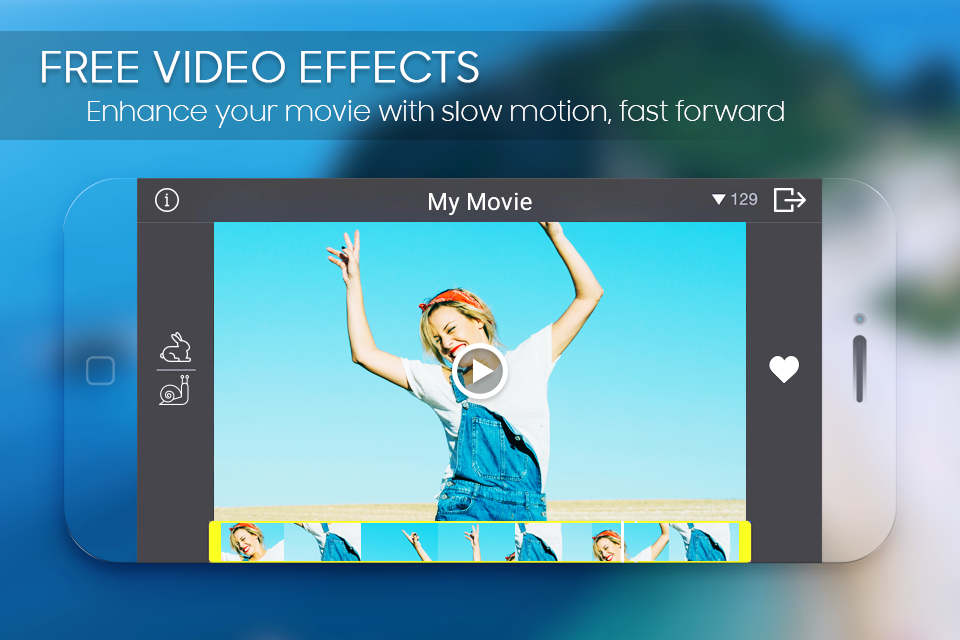 Android Best Movie Editing – Pro Video Creator Screen 3