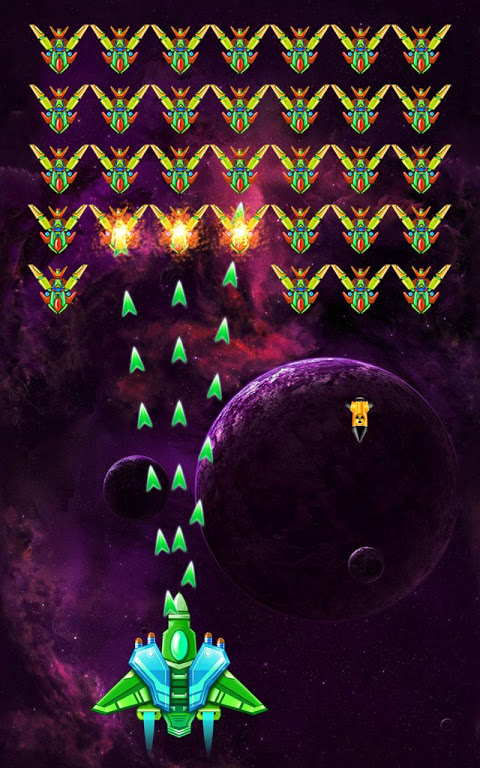 Galaxy Attack: Alien Shooter 6.20 Screen 14