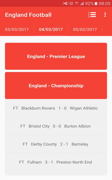 English Premier League 3.0 Screen 19