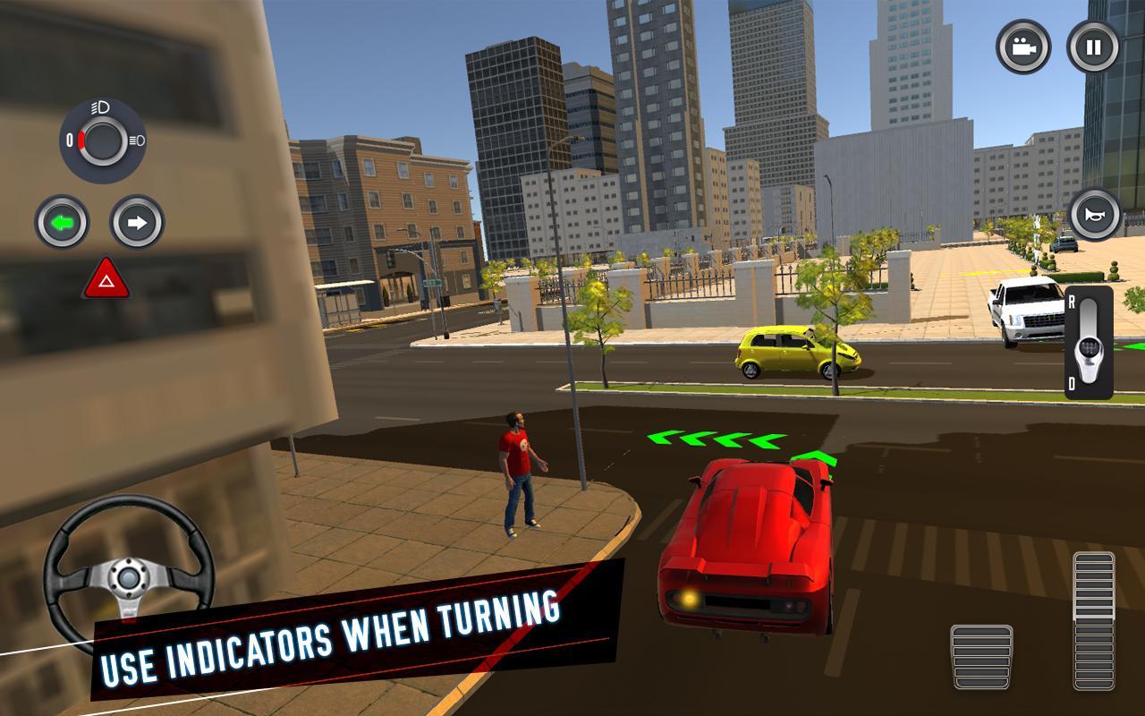 Android Driving School 2019 Car Driving School Simulator Screen 4