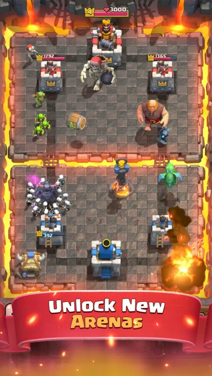 Clash Royale 1.8.6 Screen 2