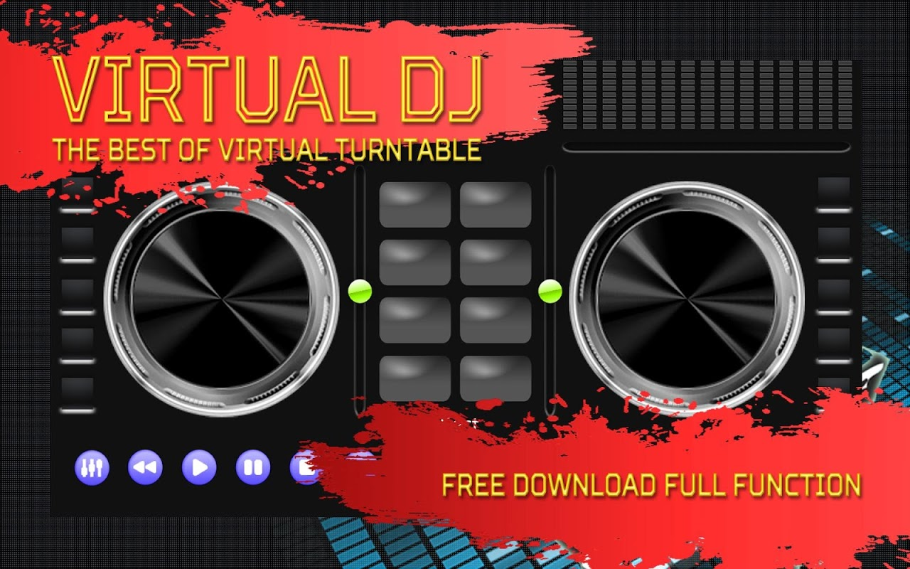 Virtual DJ 3.0.1 Screen 2