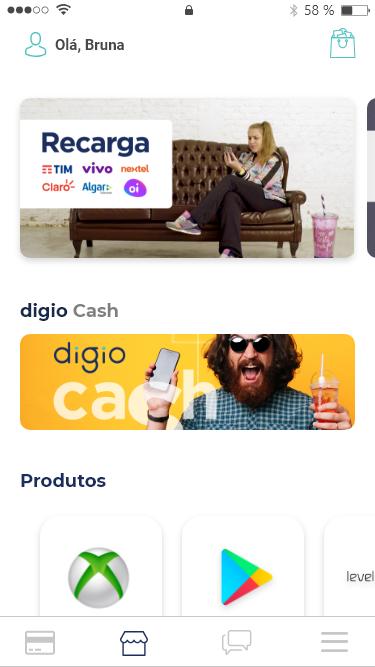digio – seu cartão de crédito 2.0.7 Screen 2