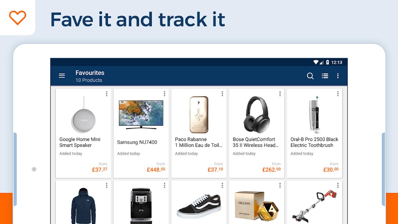 idealo - Price Comparison & Mobile Shopping App 10.3.7 Screen 22