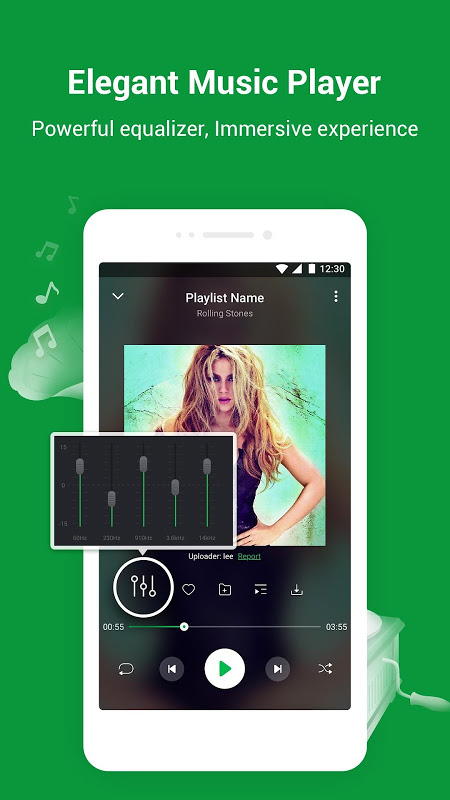Android SHAREit Screen 3