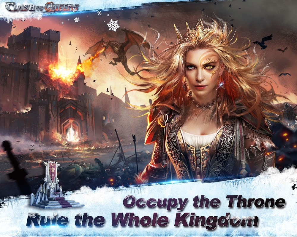 Clash of Queens: Light or Darkness 2.4.6 Screen 12