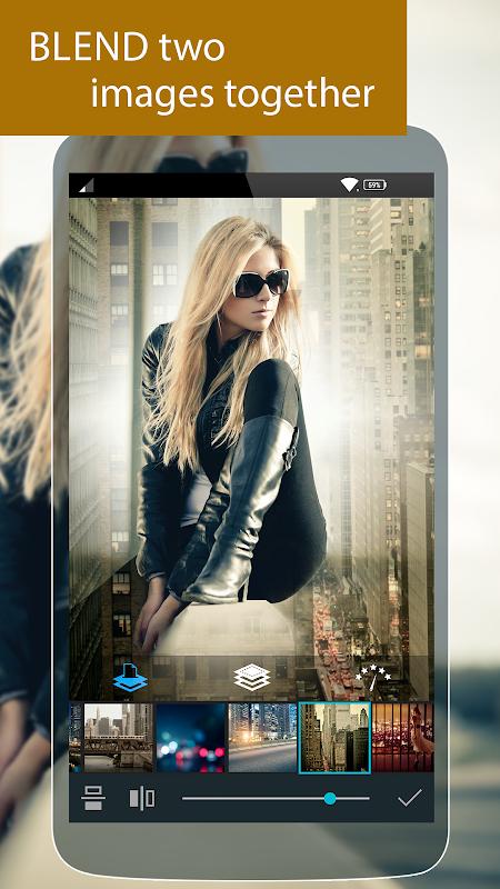 Android Photo Studio PRO Screen 4