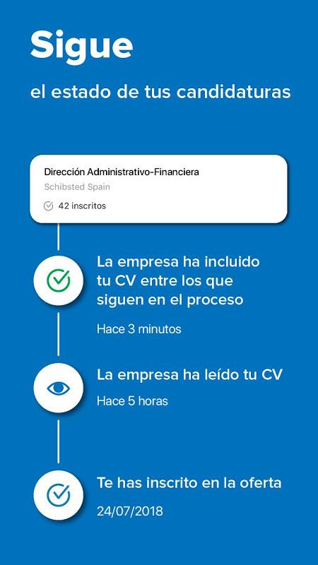 InfoJobs - Job Search 2.95.1 Screen 13