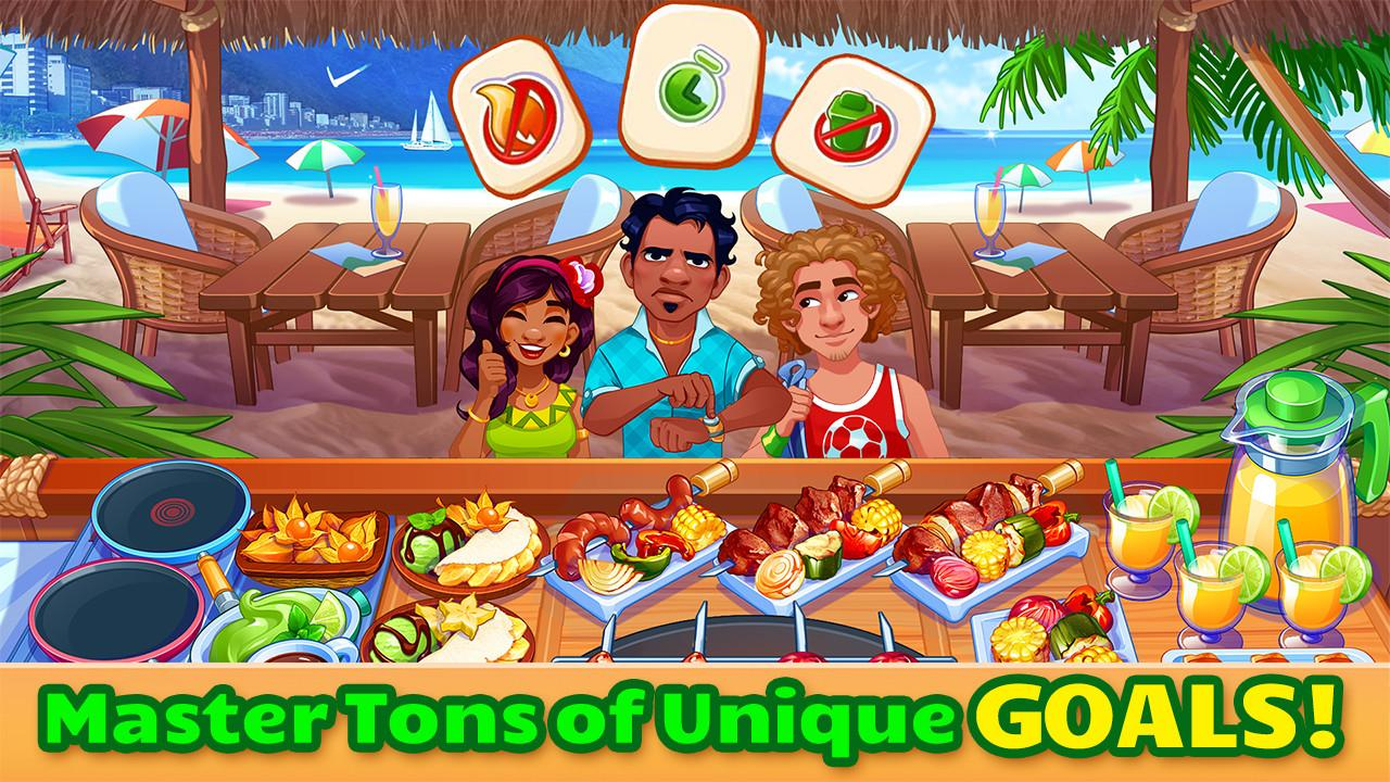 Android Cooking Craze - A Fast & Fun Restaurant Chef Game Screen 2