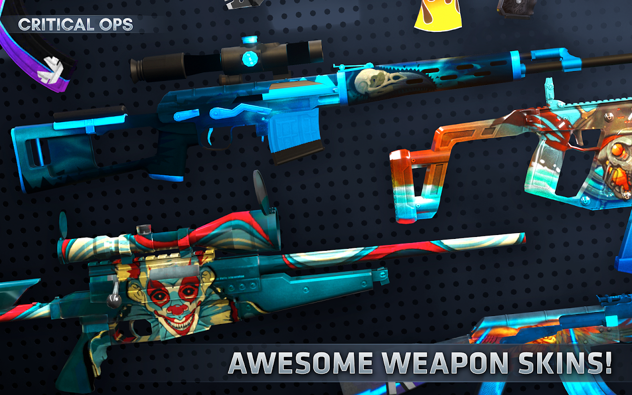Android Critical Ops Screen 22