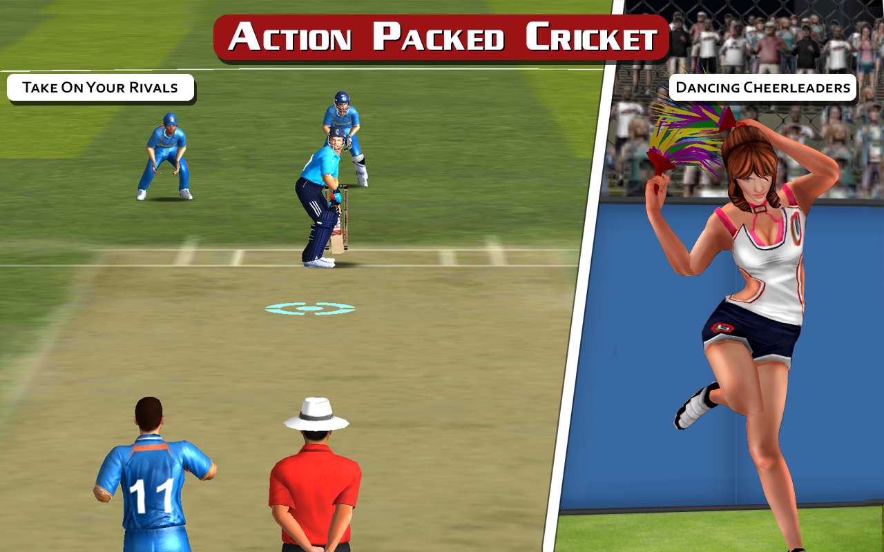 Android MS Dhoni: Untold Story- Official Cricket Game Screen 4