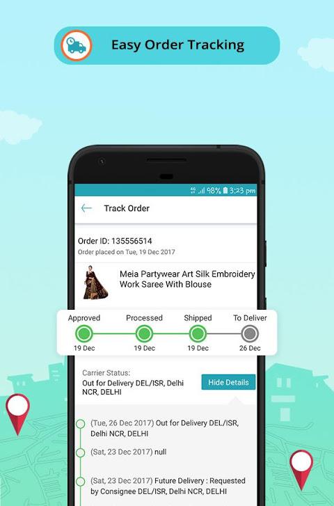 ShopClues: Online Shopping App 3.5.58 Screen 6