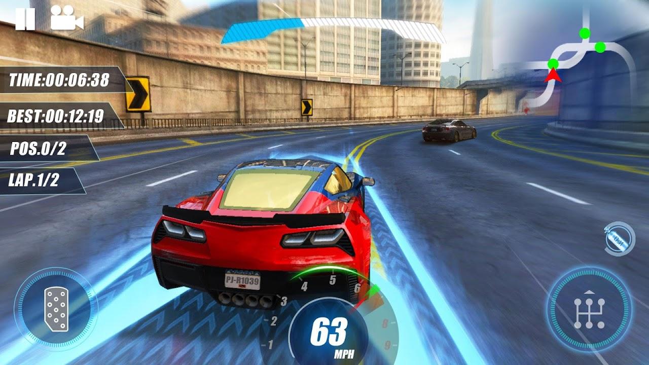 Speedway Drifting- Asphalt Car Racing Games 1.1.4 Screen 1