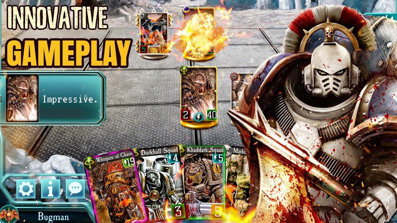 The Horus Heresy: Legions – TCG card battle game 1.2.4 Screen 2