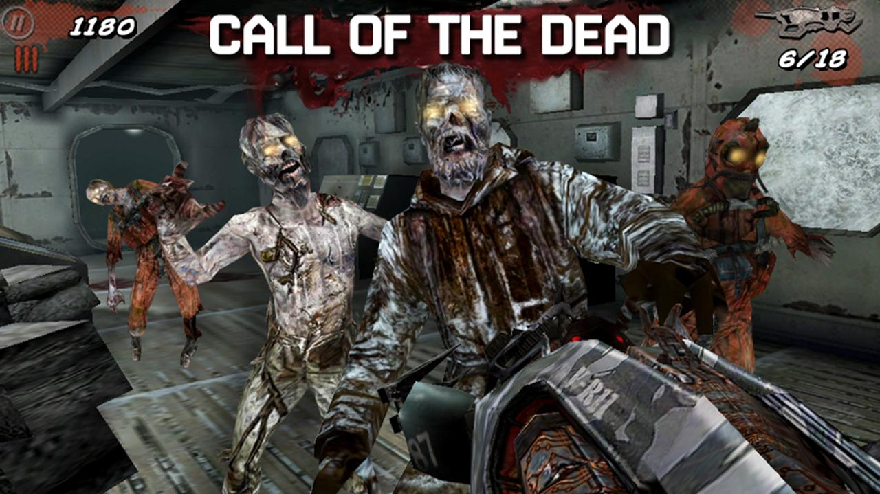 Call of Duty Black Ops Zombies 1.0.5 Screen 1