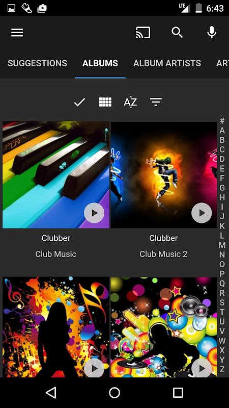 Emby for Android 3.0.21 Screen 4