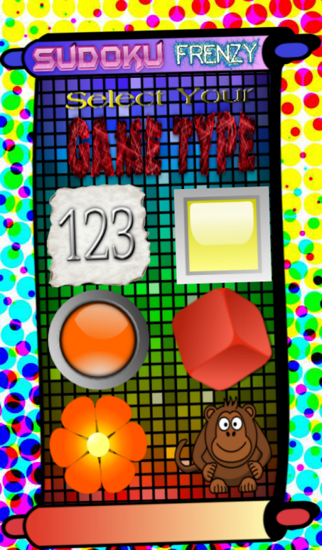 Android Sudoku Frenzy Puzzle Screen 5