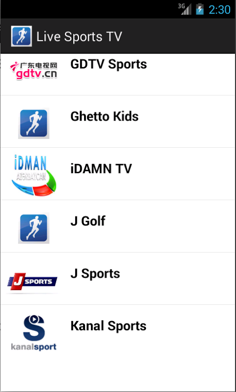 Live Sports TV - PRO APKs | Android APK