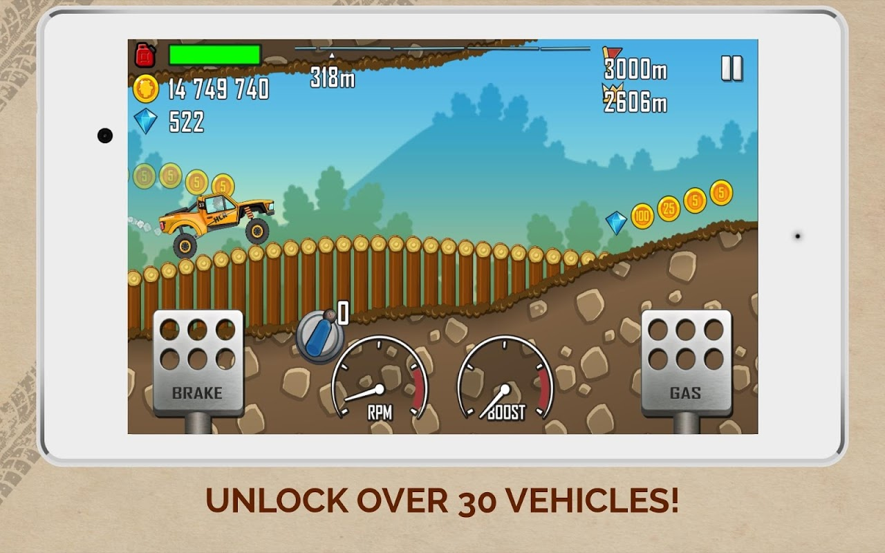 Hill Climb Racing 1.40.0 Screen 9