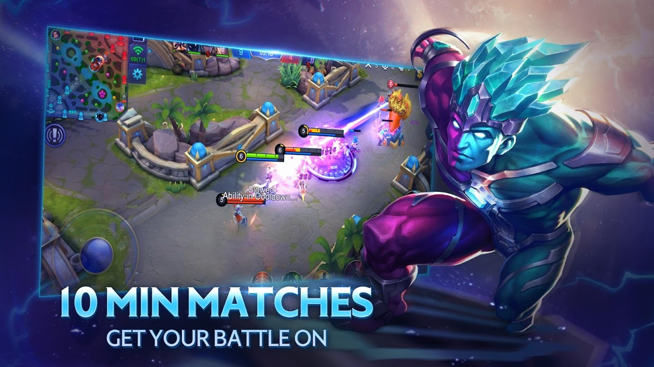 Mobile Legends: Bang bang 1.3.74.3971 Screen 9