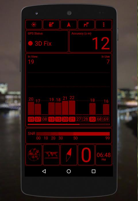 GPS Test 1.5.8 Screen 7