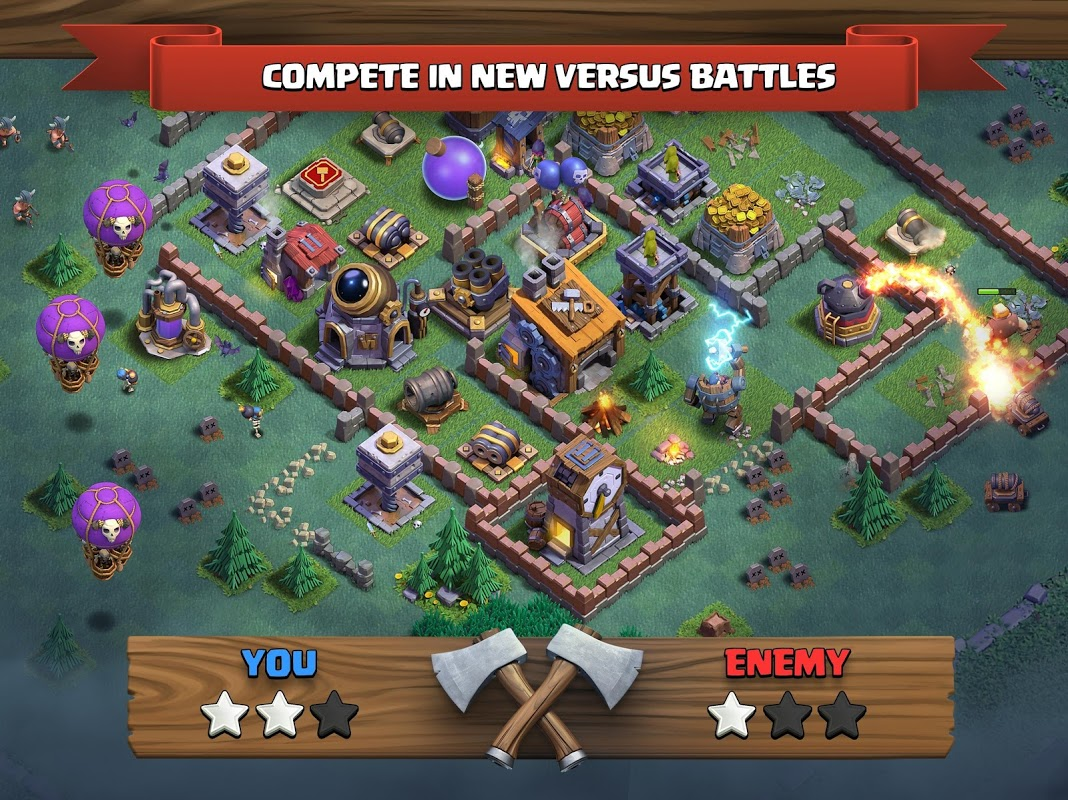 Clash of Clans 11.185.12 Screen 2