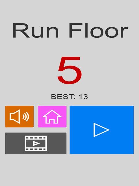 Box Run Floor 1.0 Screen 1