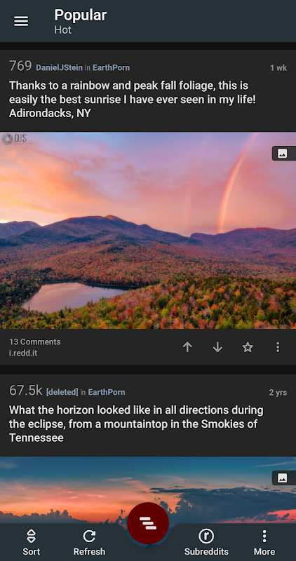 Relay for reddit 10.0.73 Screen 7