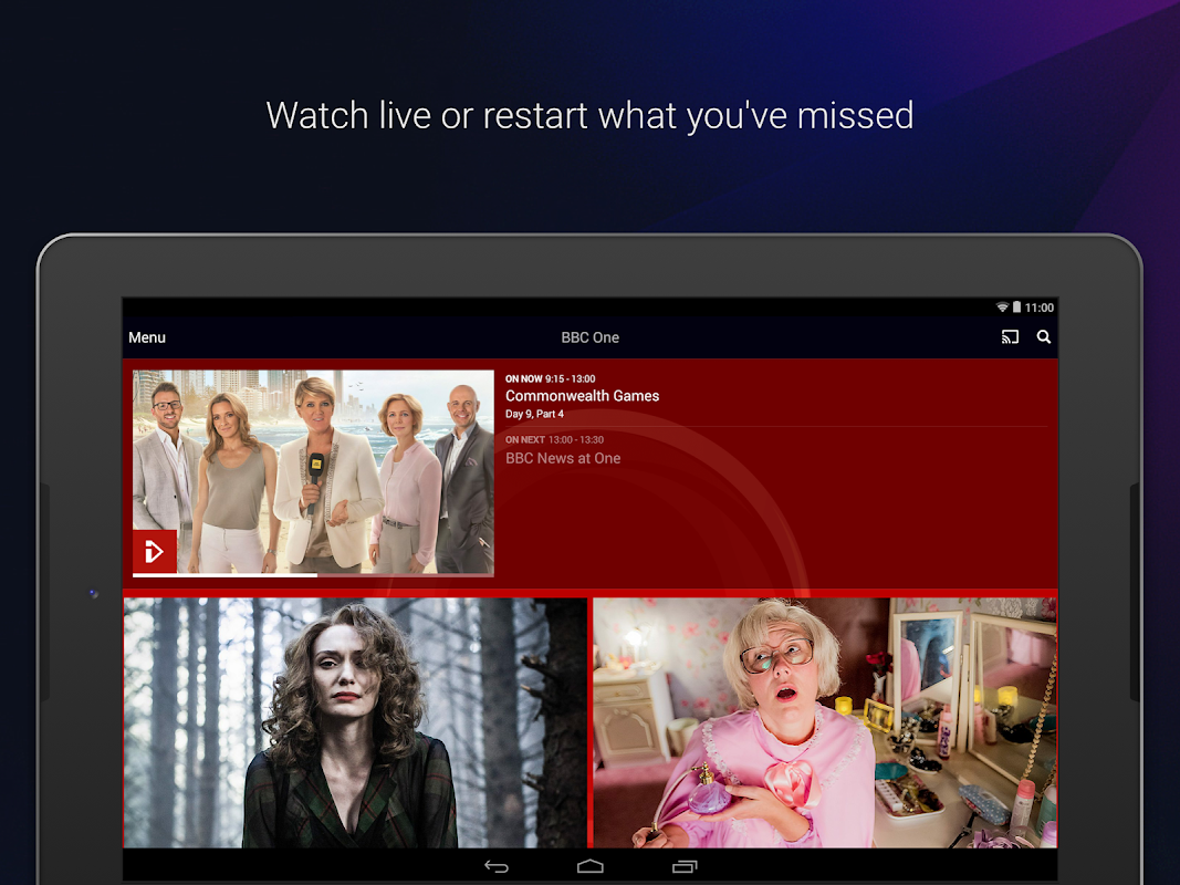 Android BBC iPlayer Screen 13