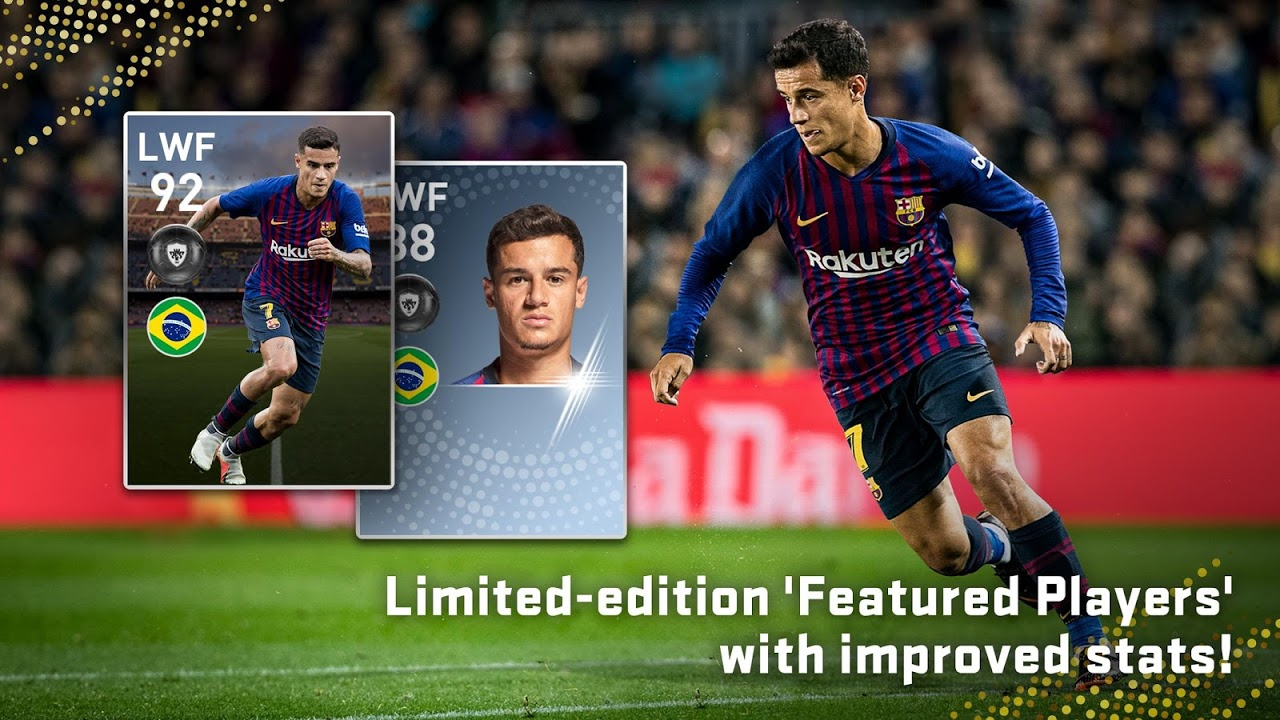 Android PES2017 -PRO EVOLUTION SOCCER- Screen 14