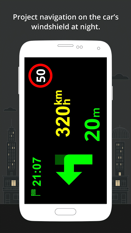 GPS Navigation & Maps Sygic 17.0.7 Screen 3