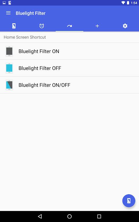 Bluelight Filter for Eye Care 2.9.24 Beta 3 Screen 10