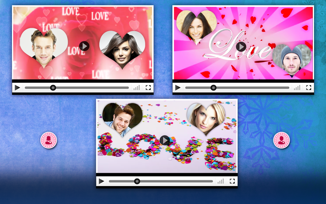 Android Love Video Creator Screen 5