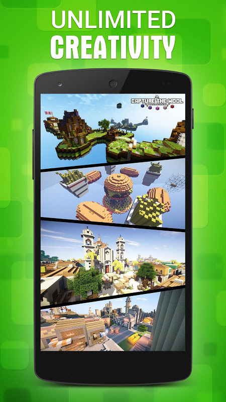 Maps for Minecraft PE 1.10.0 Screen 1