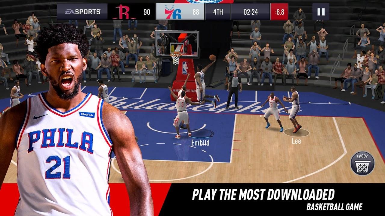 NBA LIVE Mobile Basketball 4.0.10 Screen 6