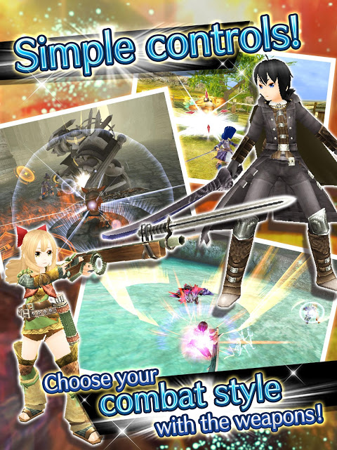RPG Toram Online 3.2.51 Screen 7