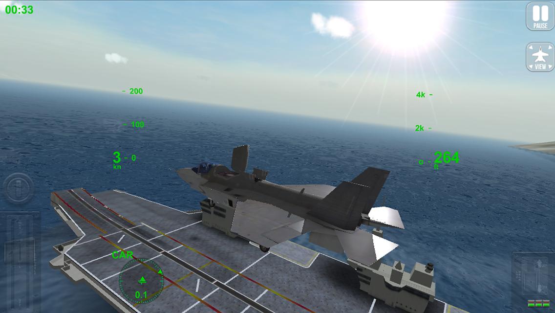 f18 carrier landing 5.85 apk