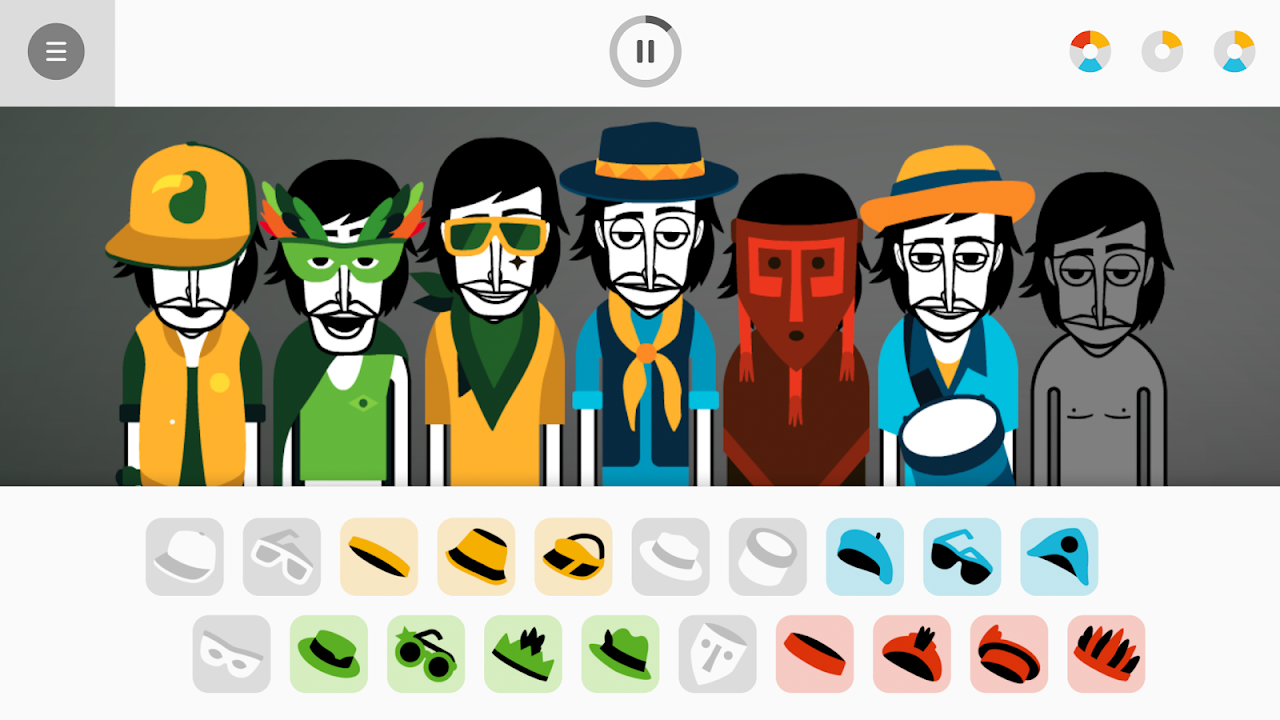 Android Incredibox Screen 5