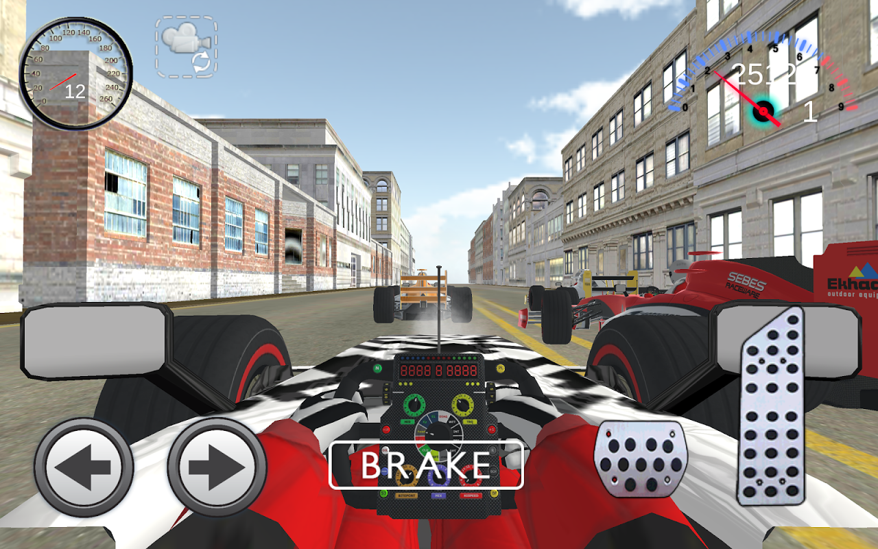 Real F1 Racing Game Simulator 1.01 Screen 3
