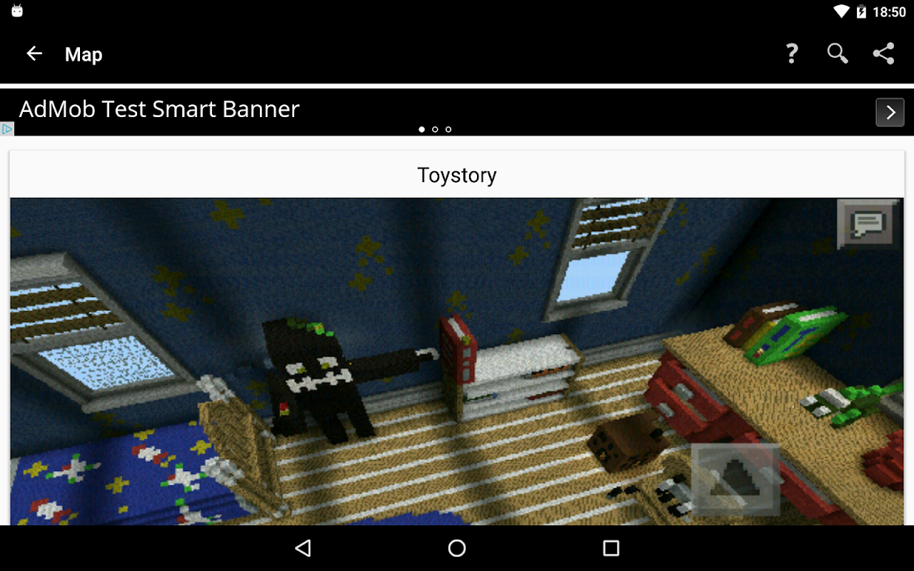 Android Maps for Minecraft PE Screen 8