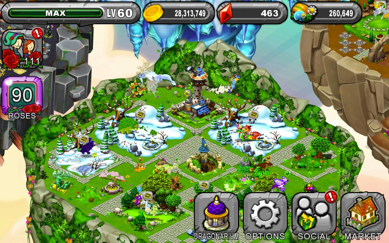 DragonVale 3.3.1 Screen 5