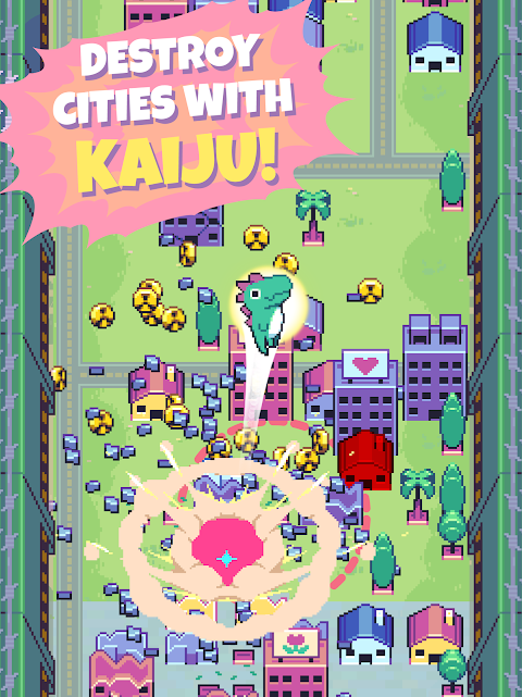 Kaiju Rush 1.1.8 Screen 4