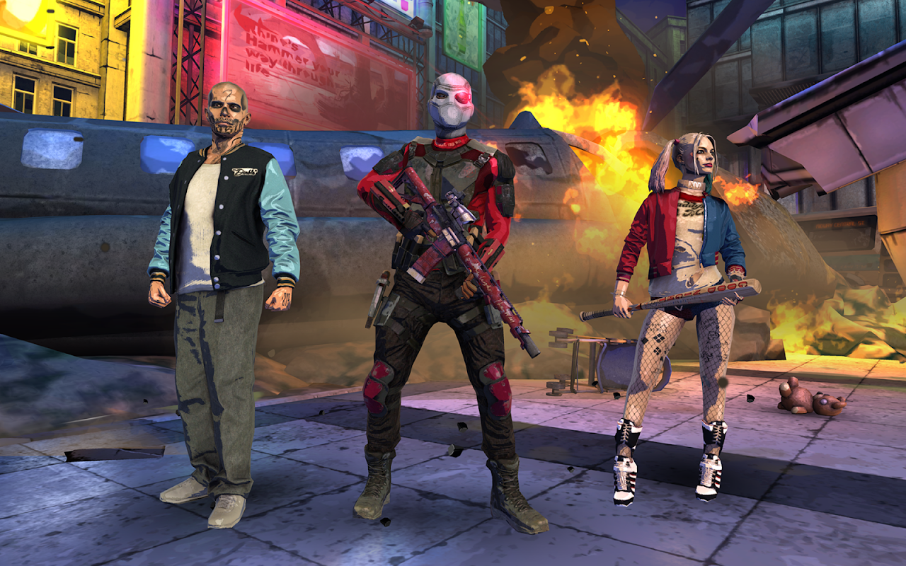 Suicide Squad: Special Ops 1.1.3 Screen 5