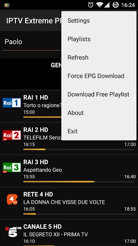 IPTV Extreme Pro 88.0 Screen 9