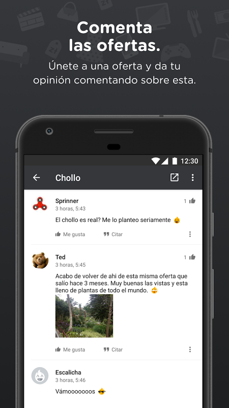 Chollometro 5.5.02 Screen 2