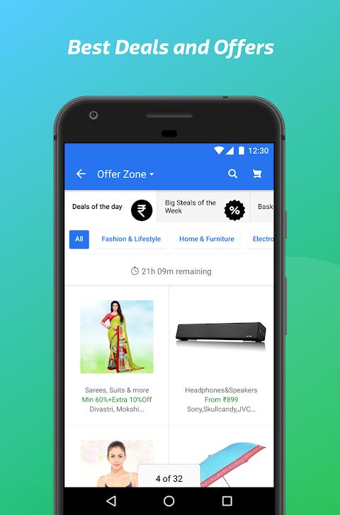 Flipkart Online Shopping App 6.10 Screen 2