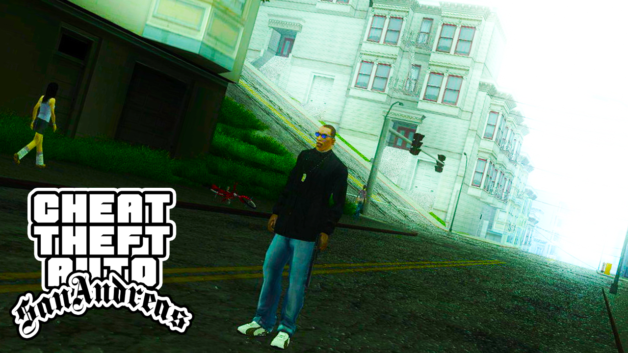 Android Cheat for GTA San Andreas Screen 1