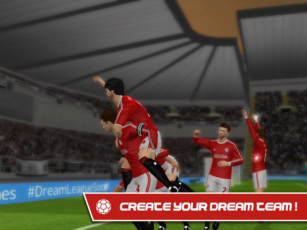 Android Dream League Soccer 2017 Screen 4