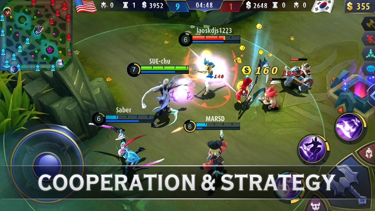 Mobile Legends: Bang bang 1.3.23.3322 Screen 2
