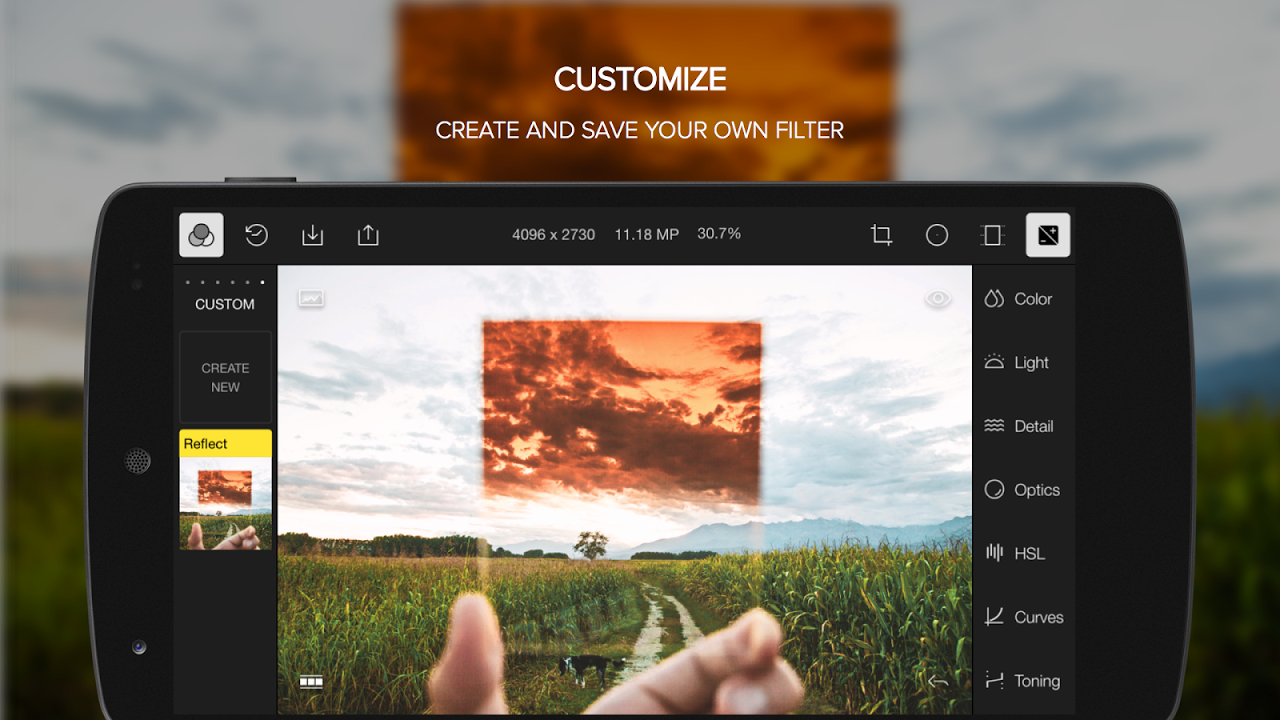 Polarr Photo Editor 2.4.0 Screen 10